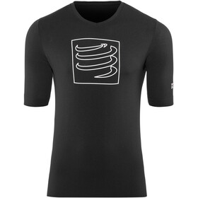 Compressport Training Running T-shirt black